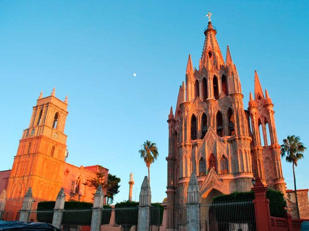 atracciones turísticas en San Miguel de Allende