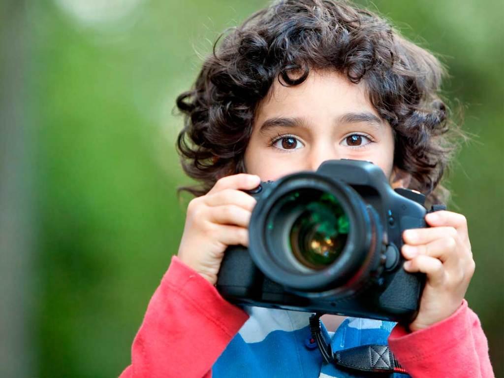 Cursos de foto para niños en CDMX