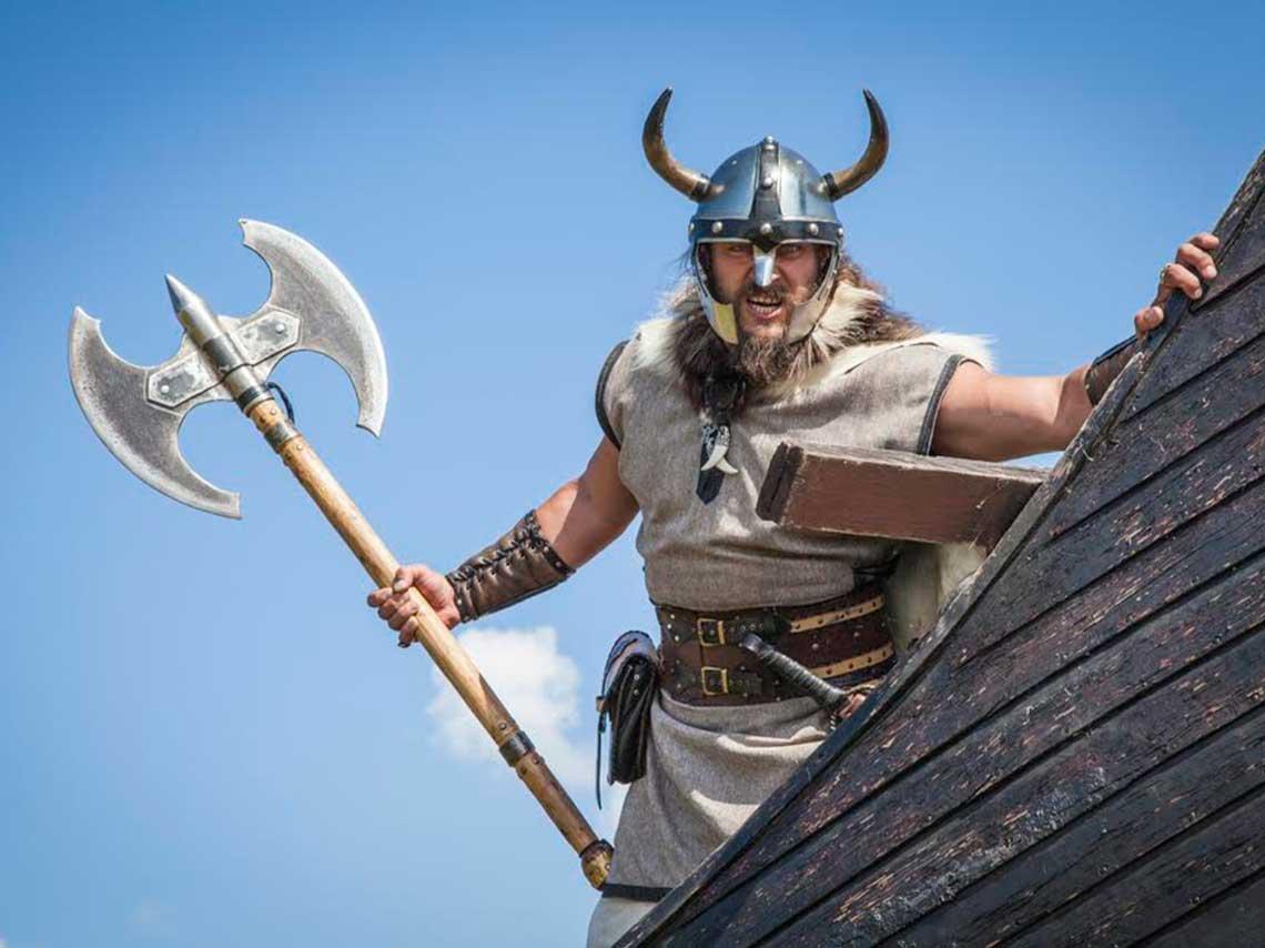 Vikings race 2017