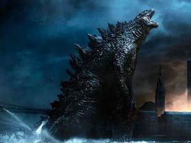Godzilla en CDMX,