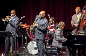 New York Jazz All Stars 2017 en México