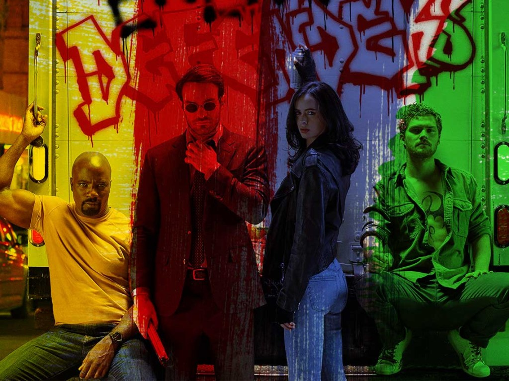 The Defenders llega a Netflix