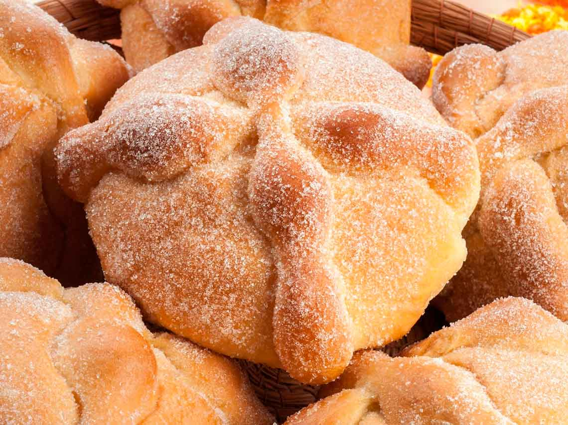 Resultado de imagen para pan de muerto