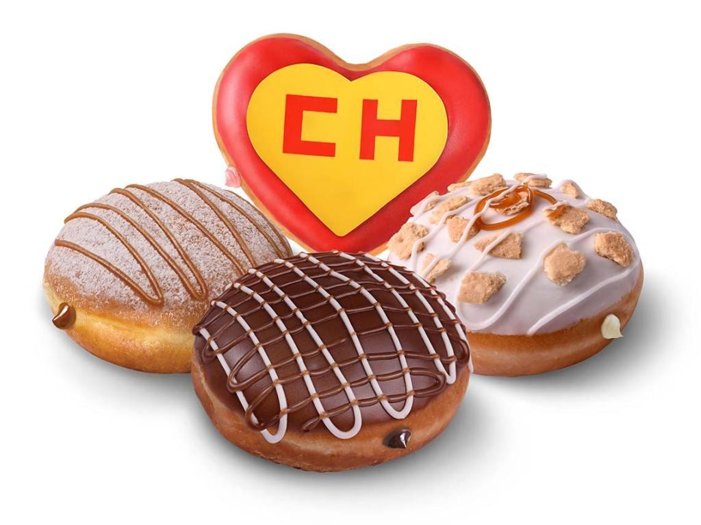 Krispy Kreme y DÓNDE IR te regalan una docena de donas