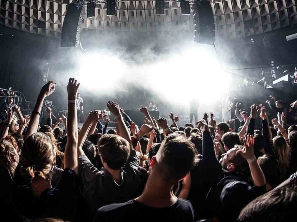 conciertos en noviembre 2017