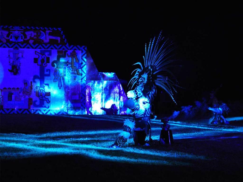Festival de Noche de Muertos en Xochitla 2017