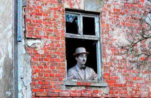 Tiempos modernos de Charles Chaplin musicalizada en vivo