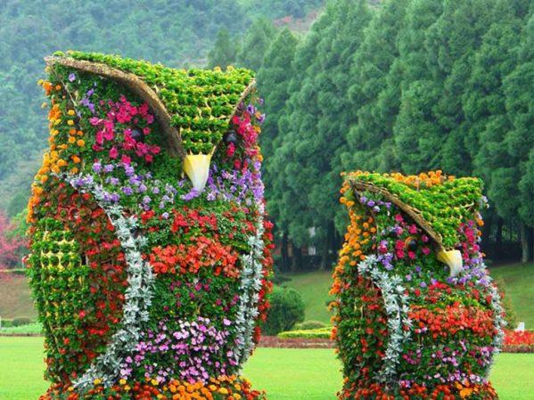 Festival de flores y jardines 2018