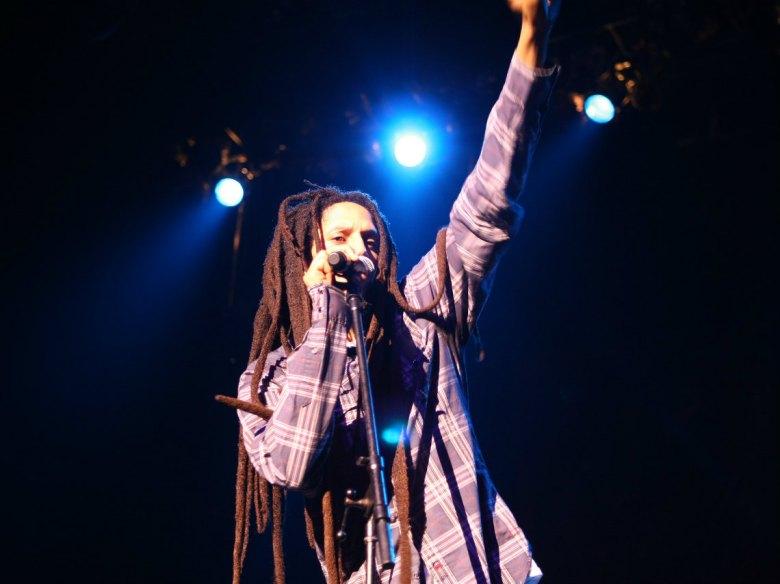 festival del nuevo reggae mexicano intérprete de reggae