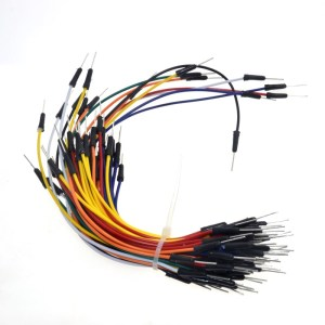 Arduino Breadboard Jumper Cavo Wires (65-Cavo Pack)