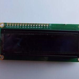 LCD Display Modulo arduino 16x2 HD44780 Character LCM blue blacklight New