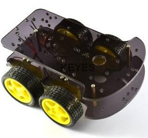 ARDUINO CAR (4 Ruotas)