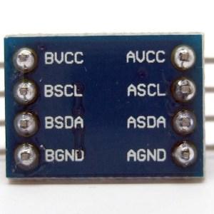 IIC I2C level Convertitore Modulo, 5-3v system Compatibile, arduino Sensore Modulo