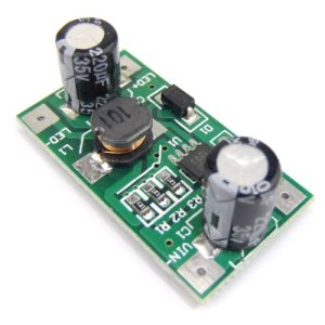 1W LED drive, 350mA PWM dimming input 5-35V DC-DC step-down constant current Modulo