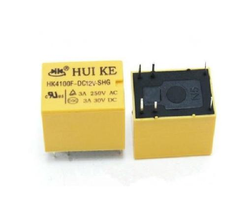 Relè 12V DC HK4100F-DC12V-SHG SRS-12VDC-SL 4100-12V