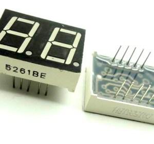 Digitale tube, 0.56 inches, 2Digitale tube, Digitale tube anode, 5261 LED Digitale tube