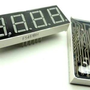 0.56 inches, 4 Digitale tube, Digitale tube anode, 5361, LED Digitale tube