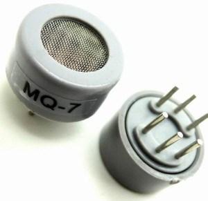 MQ-7 CO gas Sensore carbon monoxide Sensore Modulo