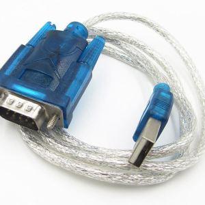 USB to RS232, USB to Seriale Cavo, 9-pin Seriale Convertitore Cavo, microcontroller Scheda di Sviluppo, USB to Seriale Cavo