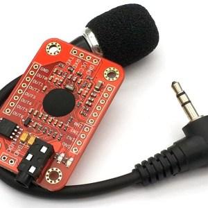 Arduino Speech recognition Modulo V2 Seriale control