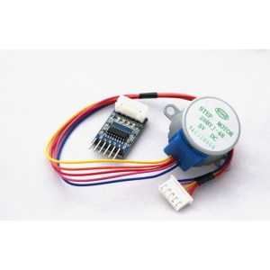 Modulo Driver ULN2003A per motori stepper passo passo + Motore stepper 5V 4 Fasi per Arduino