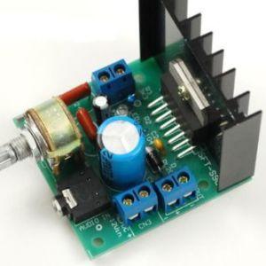 TDA7297 Version B 2*15W Audio Scheda di amplificazione Dual-Channel AC/DC 12V new