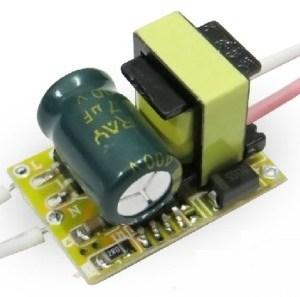 Alimentatore stabilizzato 3x1W LED Driver