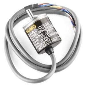 OMRON E6A2-CS3E Rotary Encoder - 200 P/R