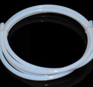 4*6 3mm remote sprinkler Filament Teflon tube feeding tube guide tube PTFE tube tetrafluoroethane 1mt