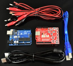 H009 New Makey Analogico touch Tastiera kit