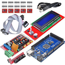 H035 3D Printer RAMPS 1.4 + Mega 2560 + 5X A4988 + LCD 2004 Controller for RepRap