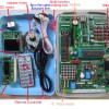 51 Single-chip Microcontroller STM32 ARM Cortex-M3 Scheda di Sviluppo TFT LCD 2.4 pollici Supporta AVR