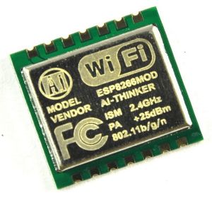 Esp8266 Seriale Wireless Wifi Modulo Ricetrasmittente Esp-08