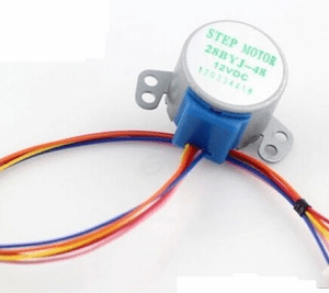 12V 4-phase 5-wire stepper Motore 28BYJ-48-12V