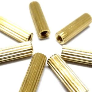 10 Pezzi M2*10 Screw Copper Pillar