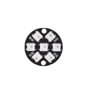 Neopixel 7 WS2812 5050 RGB LED Ring