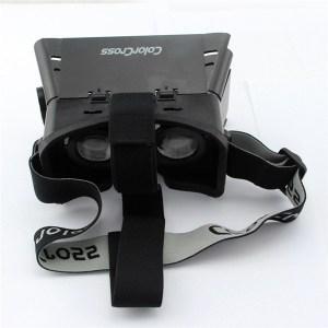 Colorcross Plastic Google Cardboard Virtual Reality 3d Video Glass