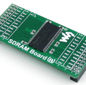 SDRAM Board (B) H57V1262GTR SDRAM Accessory Board Synchronous DRAM Memory Evaluation Development Modulo