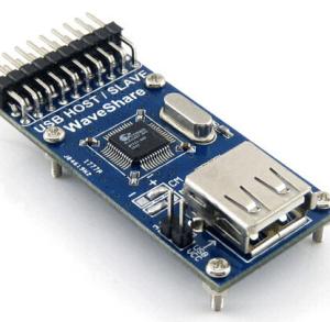 SL811 USB Board SL811HST-AXC SL811HS Host/Slave Evaluation Development Modulo