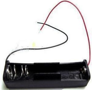1 Pezzo 18650 contenitore batterie
