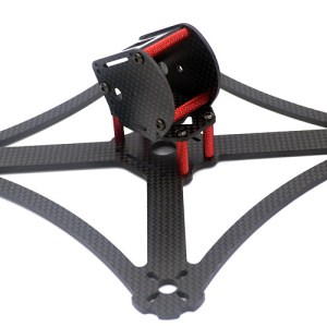 X5 GTS(190) 3mm Quadcopter Carbon Fiber Frame Kit