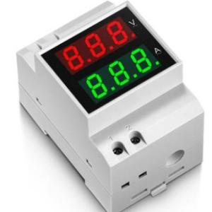 D52-2042 Voltmetro+Ampermeter Display 200-450V external CT 99.9A