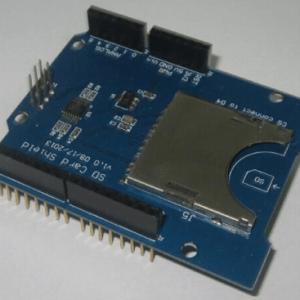 Scheda SD Shield per Arduino