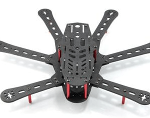 Hexacopter 340MM Glass Fiber material