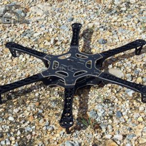 F550 HJ550 Multicopter Hexacopter Frame Kit for FPV