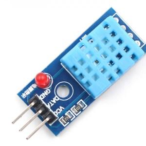 Single-bus Digitale Temperatura and Sensore Umidità, DHT11 the Modulo, Arduino electronic building blocks