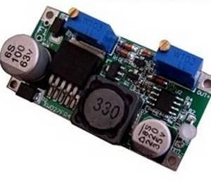 Modulo step-down per alimentatore LM2596HVS-AD per Arduino