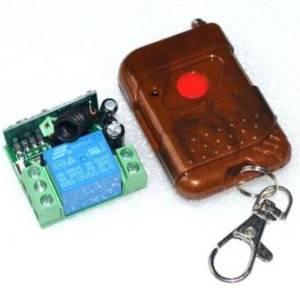 Ricevitore interruttore telecomando senza fili 12 canali 1 canale