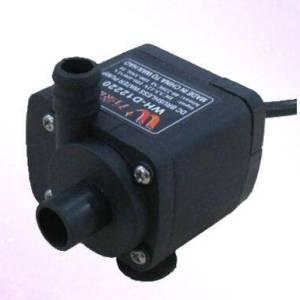 WH - D12220 pompa ad acqua sommergibile mini DC 12V 3.6W ultra silenziosa senza spazzole