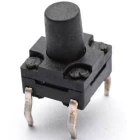 5 pezzi 6 * 6 * 8 interruttore tattico / interruttore tattico impermeabile / pulsante 6 * 6 * 8